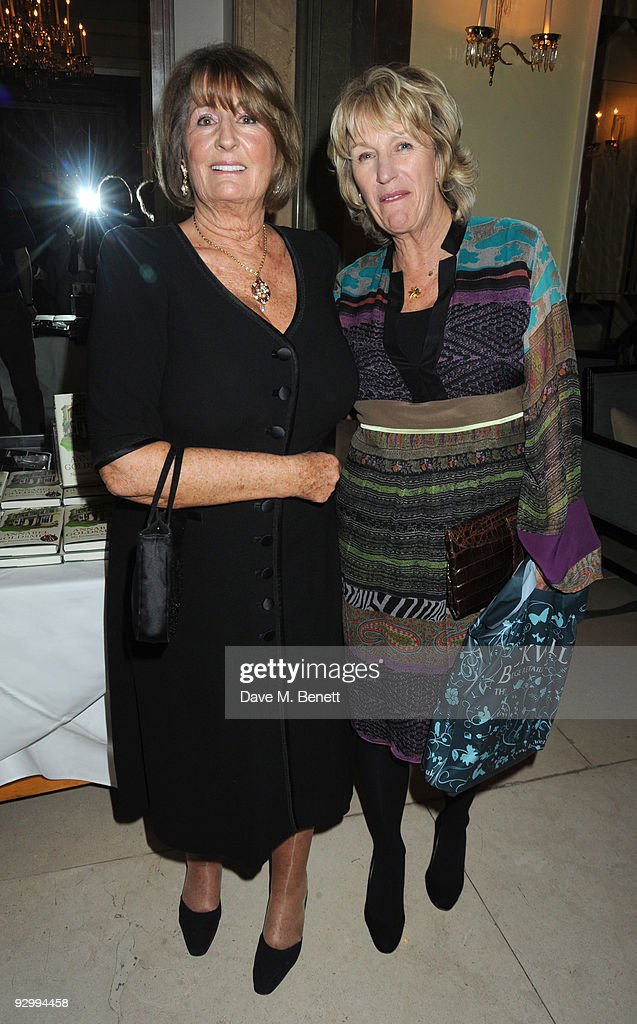 <a gi-track='captionPersonalityLinkClicked' href=/galleries/search?phrase=Lady+Annabel+Goldsmith&family=editorial&specificpeople=622037 ng-click='$event.stopPropagation()'>Lady Annabel Goldsmith</a> and Annabel Elliot attend the book launch party for <a gi-track='captionPersonalityLinkClicked' href=/galleries/search?phrase=Lady+Annabel+Goldsmith&family=editorial&specificpeople=622037 ng-click='$event.stopPropagation()'>Lady Annabel Goldsmith</a>'s new book 'No Invitation Required' at Claridge's on November 11, 2009 in London, England.
