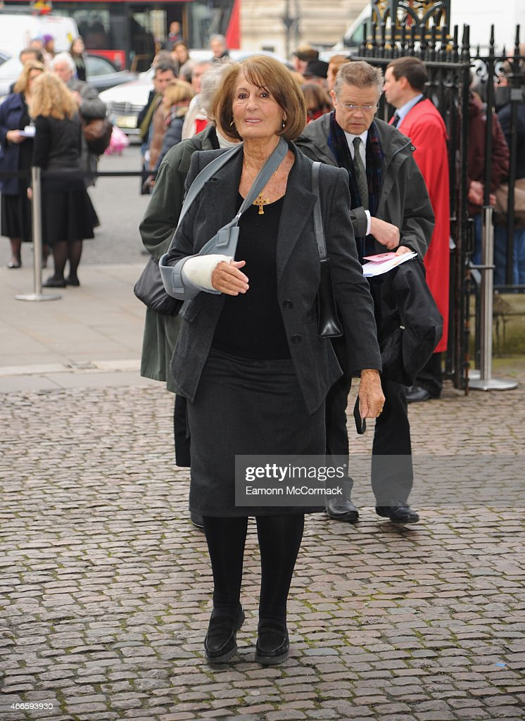 <a gi-track='captionPersonalityLinkClicked' href=/galleries/search?phrase=Lady+Annabel+Goldsmith&family=editorial&specificpeople=622037 ng-click='$event.stopPropagation()'>Lady Annabel Goldsmith</a> attends the RTS Programme Awards at The Grosvenor House Hotel on March 17, 2015 in London, England.