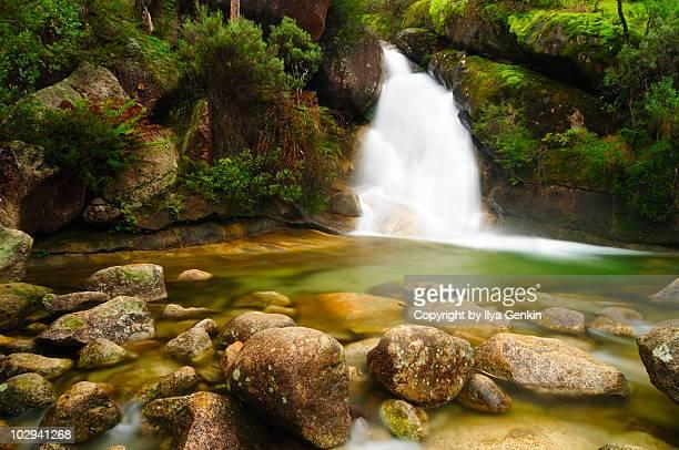 Lady Bath Falls, Mount Buffalo National Park