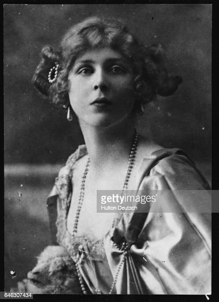 Lady Diana Cooper 1st Viscountess Norwich ca 19101915