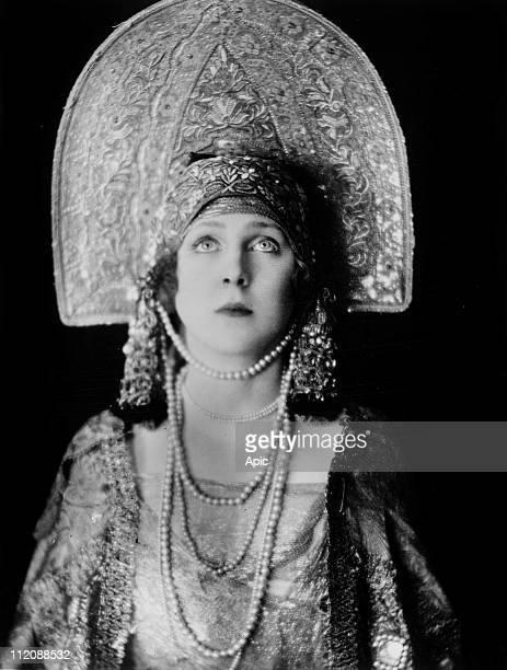Lady Diana Cooper Viscountess Norwich english socialite and actress c 1920