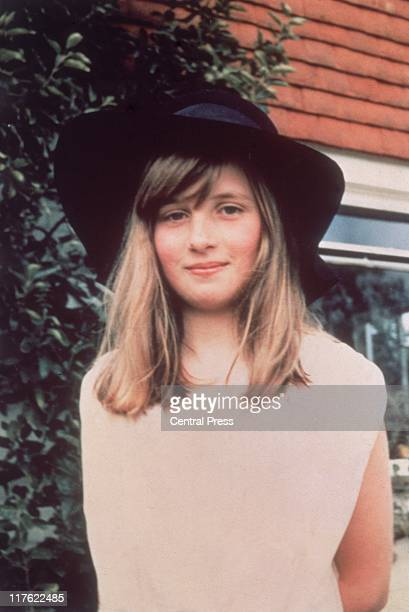 Lady Diana Spencer later the wife of Prince Charles during a summer holiday in Itchenor West Sussex On July 1st Diana Princess Of Wales would have...