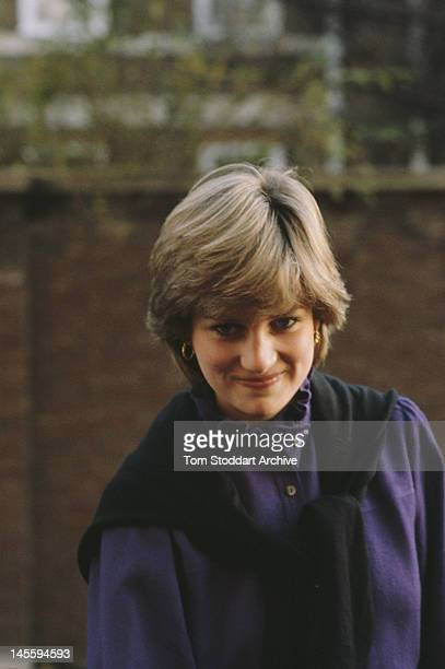 Lady Diana Spencer the future Princess of Wales circa 1980