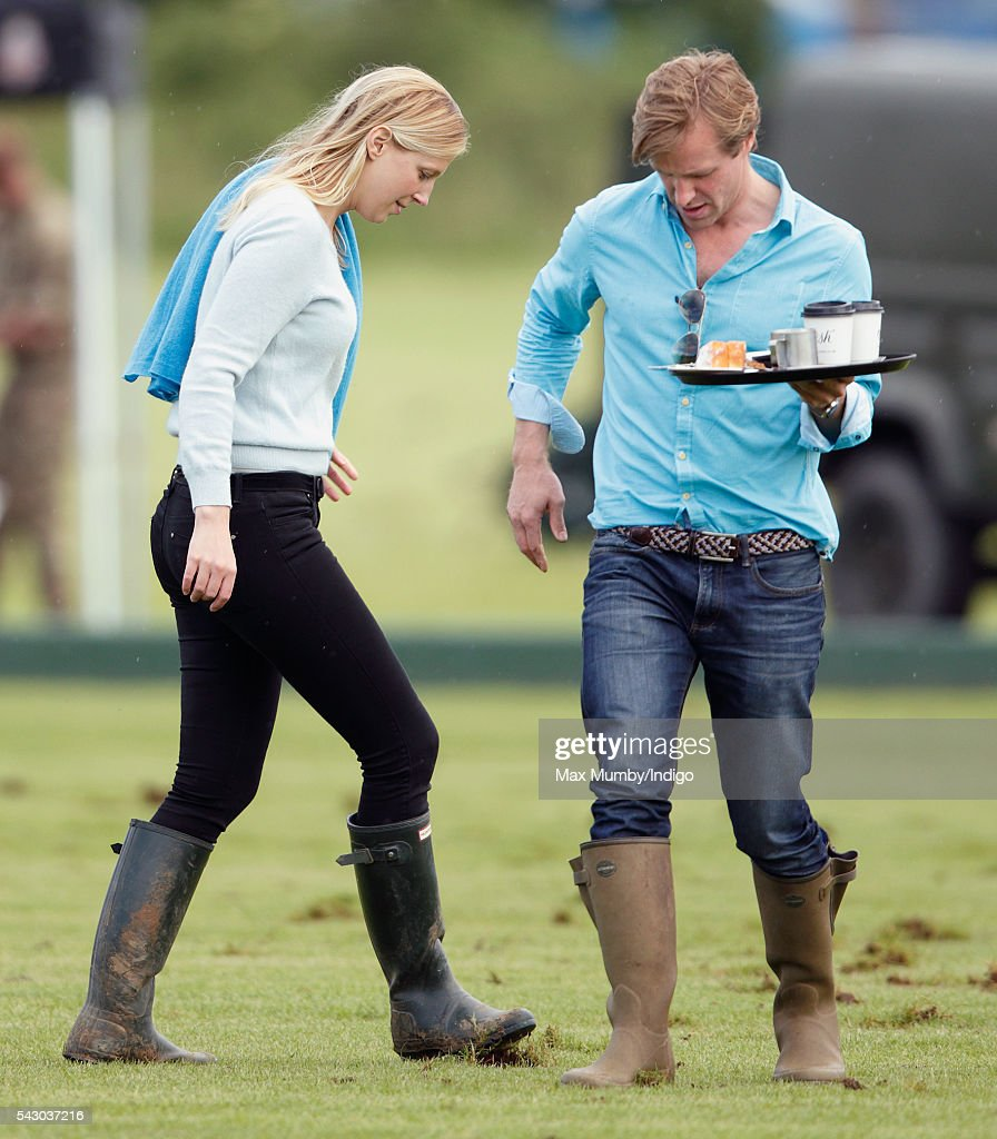 <a gi-track='captionPersonalityLinkClicked' href=/galleries/search?phrase=Lady+Gabriella+Windsor&family=editorial&specificpeople=159476 ng-click='$event.stopPropagation()'>Lady Gabriella Windsor</a> and Tom Kingston attend the Jerudong Trophy polo match at Cirencester Park Polo Club on June 25, 2016 in Cirencester, England.