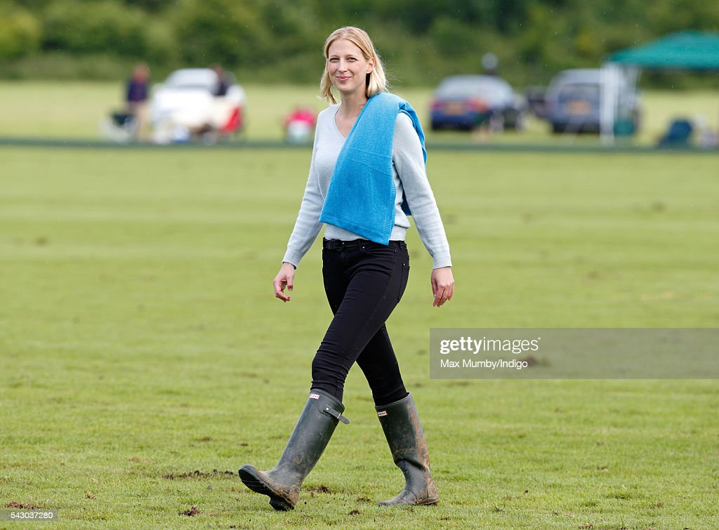 <a gi-track='captionPersonalityLinkClicked' href=/galleries/search?phrase=Lady+Gabriella+Windsor&family=editorial&specificpeople=159476 ng-click='$event.stopPropagation()'>Lady Gabriella Windsor</a> attends the Jerudong Trophy polo match at Cirencester Park Polo Club on June 25, 2016 in Cirencester, England.