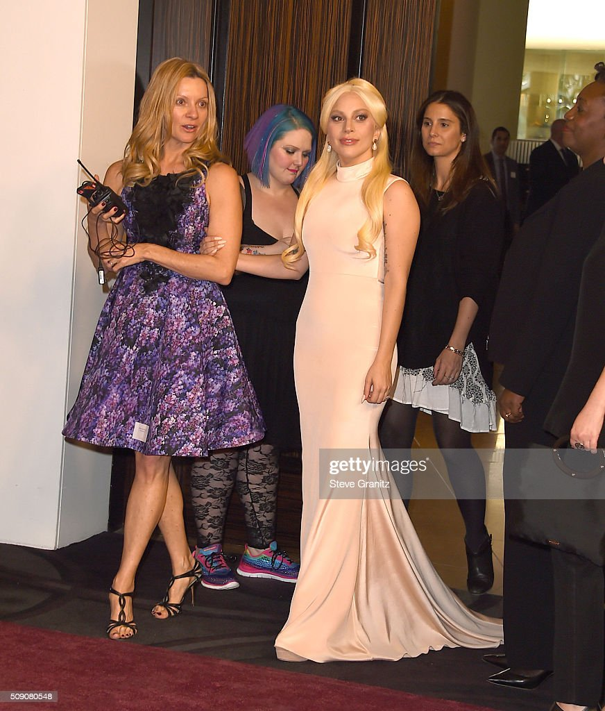 <a gi-track='captionPersonalityLinkClicked' href=/galleries/search?phrase=Lady+Gaga&family=editorial&specificpeople=4456754 ng-click='$event.stopPropagation()'>Lady Gaga</a> arrives at the 88th Annual Academy Awards Nominee Luncheon on February 8, 2016 in Los Angeles, California.