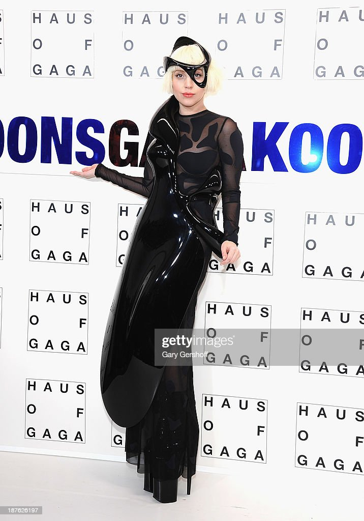 <a gi-track='captionPersonalityLinkClicked' href=/galleries/search?phrase=Lady+Gaga&family=editorial&specificpeople=4456754 ng-click='$event.stopPropagation()'>Lady Gaga</a>'s 'Artpop' Official Album Release Party on November 10, 2013 in New York City.