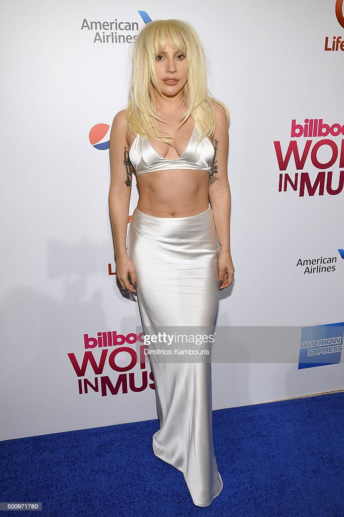 <a gi-track='captionPersonalityLinkClicked' href=/galleries/search?phrase=Lady+Gaga&family=editorial&specificpeople=4456754 ng-click='$event.stopPropagation()'>Lady Gaga</a> attends Billboard's 10th Annual Women In Music at Cipriani 42nd Street on December 11, 2015 in New York City.