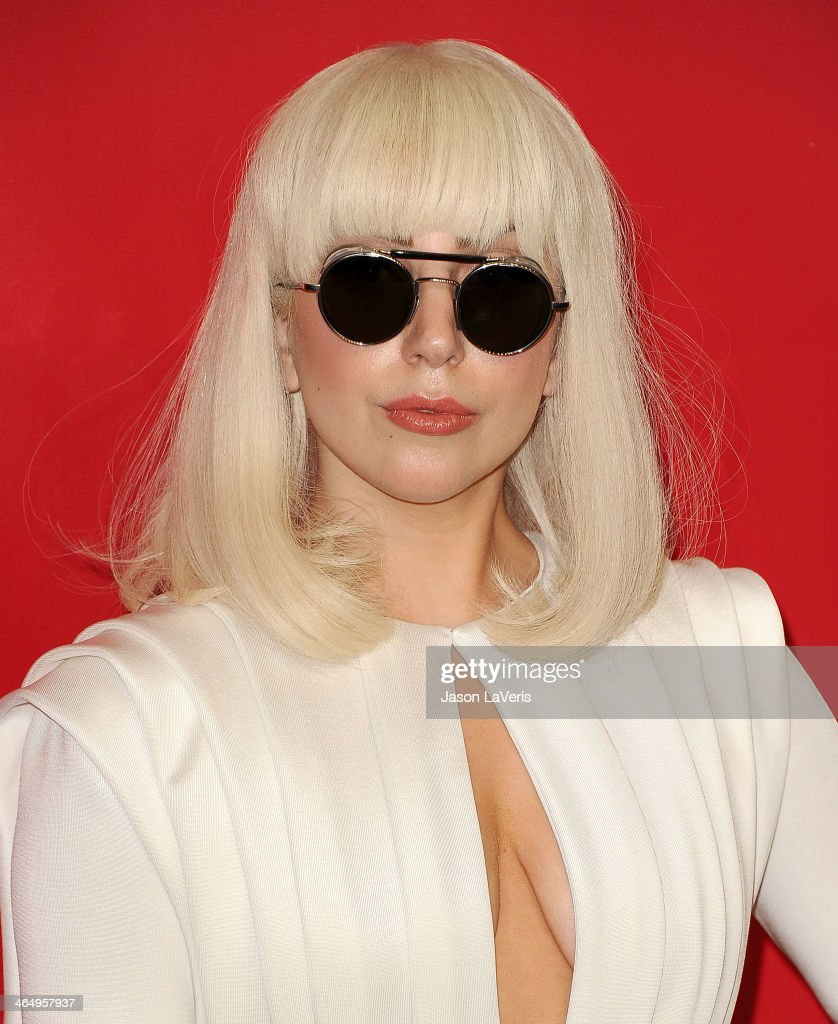 <a gi-track='captionPersonalityLinkClicked' href=/galleries/search?phrase=Lady+Gaga&family=editorial&specificpeople=4456754 ng-click='$event.stopPropagation()'>Lady Gaga</a> attends the 2014 MusiCares Person of the Year honoring Carole King at Los Angeles Convention Center on January 24, 2014 in Los Angeles, California.