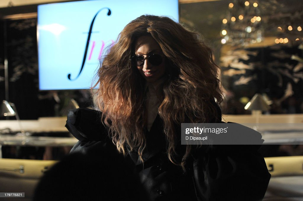 <a gi-track='captionPersonalityLinkClicked' href=/galleries/search?phrase=Lady+Gaga&family=editorial&specificpeople=4456754 ng-click='$event.stopPropagation()'>Lady Gaga</a> attends The Daily Front Row's Fashion Media Awards at Harlow on September 6, 2013 in New York City.