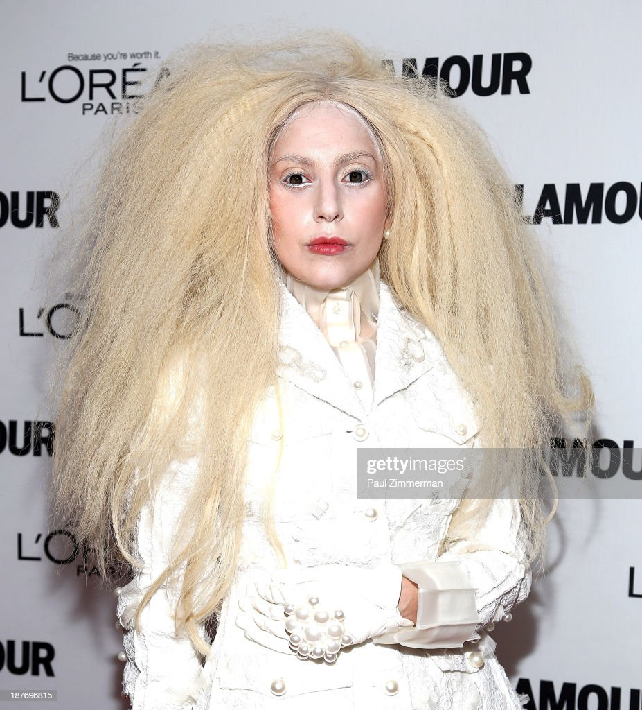 <a gi-track='captionPersonalityLinkClicked' href=/galleries/search?phrase=Lady+Gaga&family=editorial&specificpeople=4456754 ng-click='$event.stopPropagation()'>Lady Gaga</a> attends the Glamour Magazine 23rd annual Women Of The Year gala on November 11, 2013 in New York, United States.