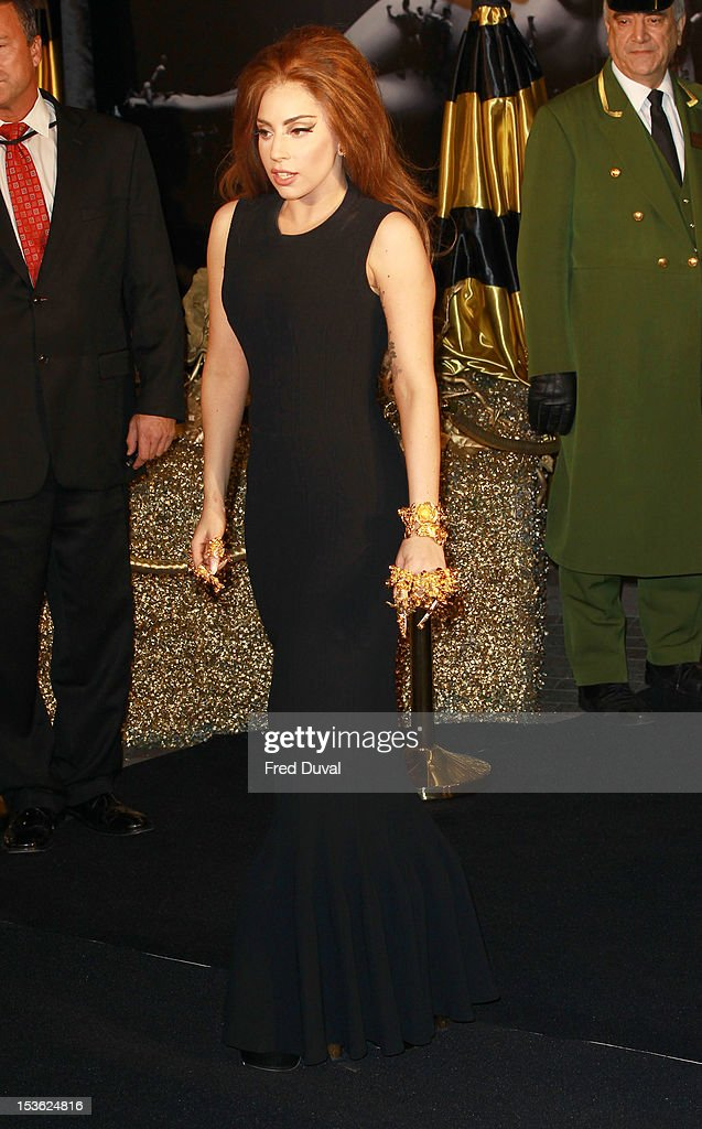 <a gi-track='captionPersonalityLinkClicked' href=/galleries/search?phrase=Lady+Gaga&family=editorial&specificpeople=4456754 ng-click='$event.stopPropagation()'>Lady Gaga</a> attends the launch of Fame by <a gi-track='captionPersonalityLinkClicked' href=/galleries/search?phrase=Lady+Gaga&family=editorial&specificpeople=4456754 ng-click='$event.stopPropagation()'>Lady Gaga</a> at Harrods on October 7, 2012 in London, England.