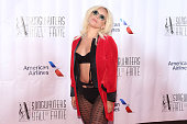 Lady Gaga attends the Songwriters Hall Of Fame 46th Annual Induction And Awards at Marriott Marquis Hotel on June 18 2015 in New York City