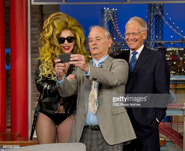 Lady Gaga invites LATE SHOW surprise guest Bill Murray David Letterman and the entire LATE SHOW audience over to the Roseland Ballroom for a special...