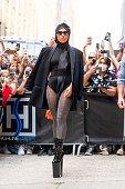 Celebrity Sightings In New York City - July 28, 2021