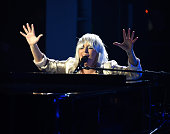 Lady Gaga performs onstage at the 37th Annual Kennedy Center Honors at The John F Kennedy Center for Performing Arts on December 7 2014 in Washington...