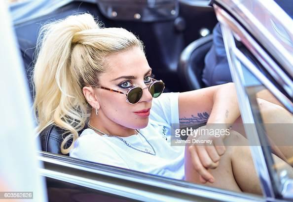 Lady Gaga seen on September 12 2016 in New York City