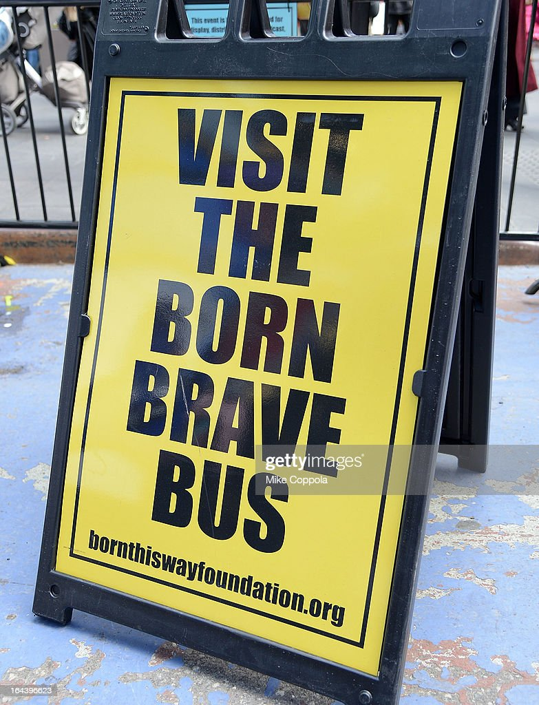 Lady Gaga's Born Brave Bus Tour
