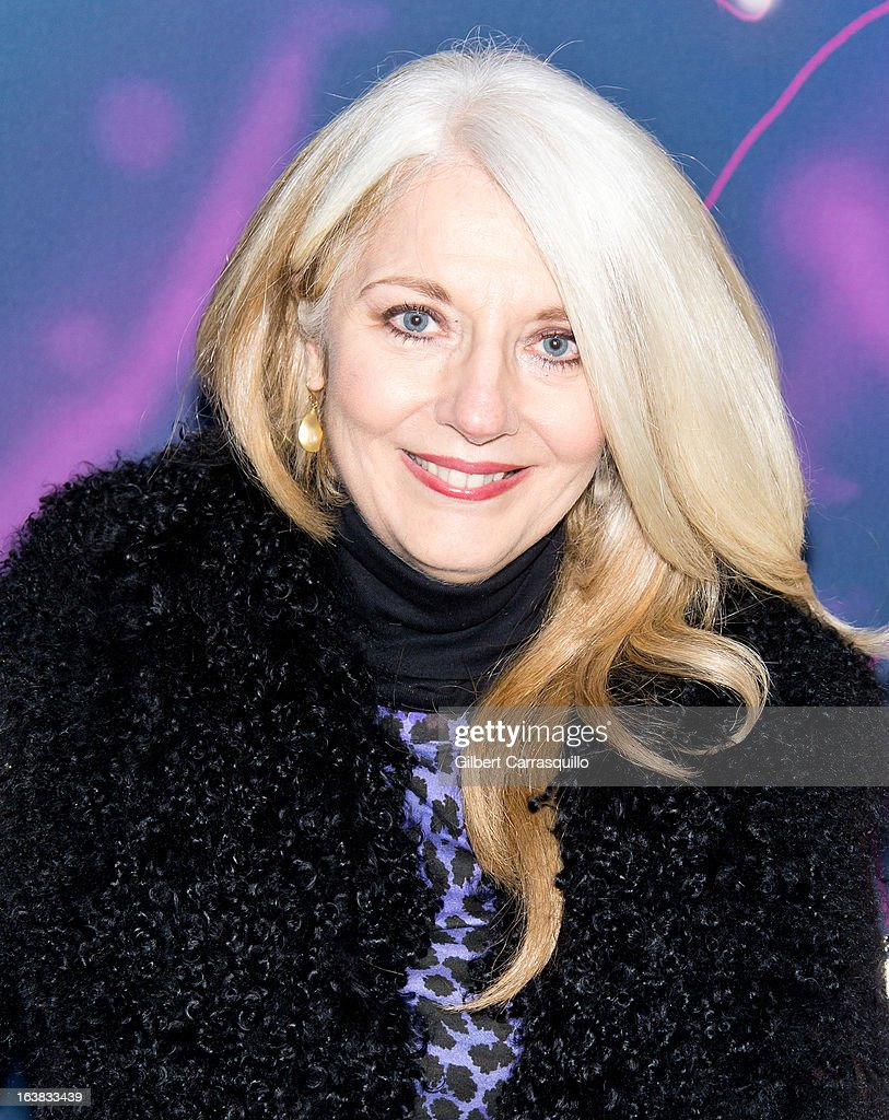 Lady Gaga's mother <a gi-track='captionPersonalityLinkClicked' href=/galleries/search?phrase=Cynthia+Germanotta&family=editorial&specificpeople=6745042 ng-click='$event.stopPropagation()'>Cynthia Germanotta</a>, Co-Founder and President of the Born This Way Foundation, attends the Lady Gaga's Born This Way Bus Tour at Philadelphia Museum of Art on March 16, 2013 in Philadelphia City.