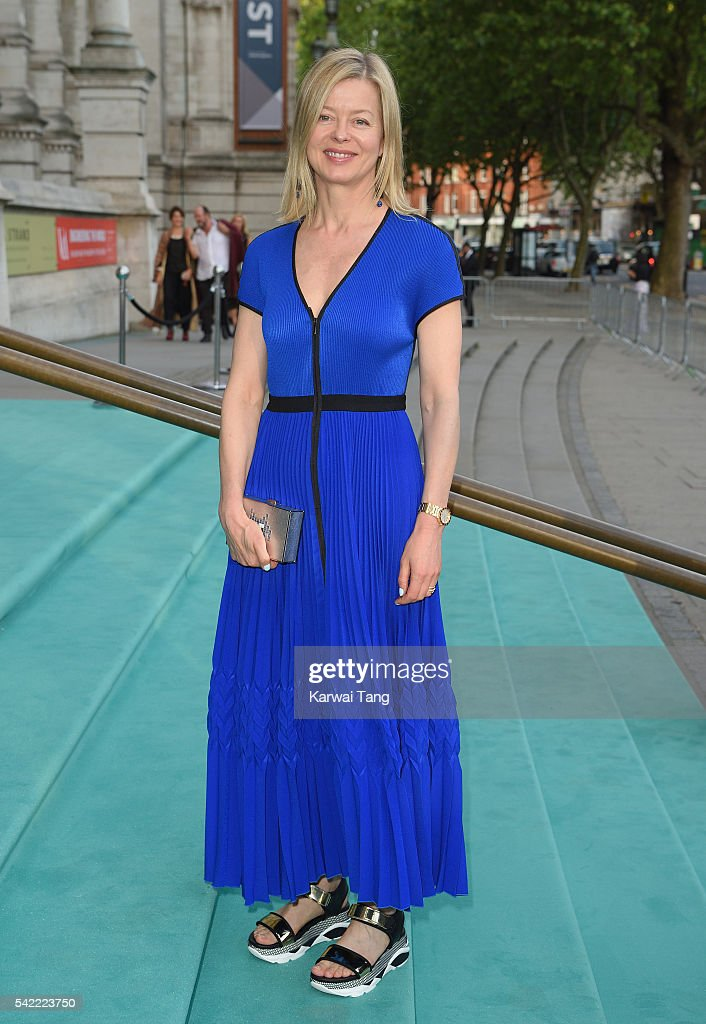 Lady Helen Taylor arrives for the VA Summer Party at Victoria and Albert Museum on June 22 2016 in London England