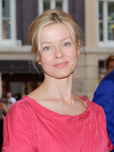 Lady Helen Taylor arrives at the UK film premiere of