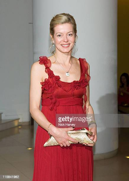 Lady Helen Taylor during 2007 Burns Night Hosted by Ewan McGregor Inside at St Martins Lane Hotel in London Great Britain