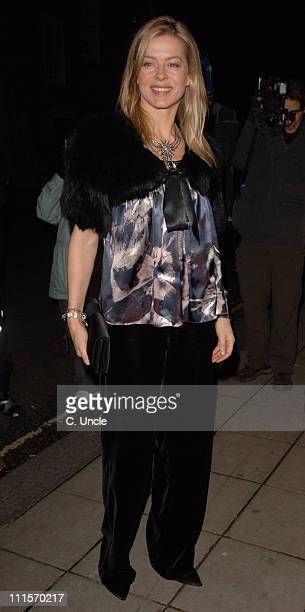 Lady Helen Taylor during Lancome Colour Design Awards 2006 Outside Arrivals in London United Kingdom