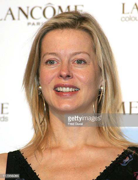 Lady Helen Taylor during Lancome Colour Design Awards Arrivals at The ExSaatchi Gallery in London Great Britain