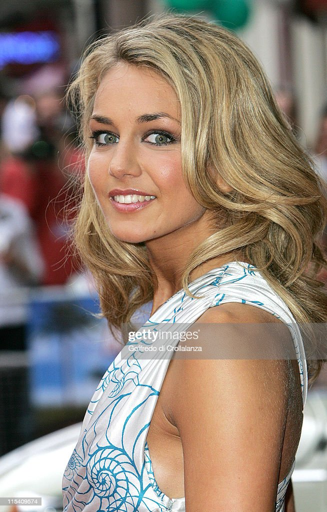 """Herbie: Fully Loaded"" London Premiere - Arrivals"