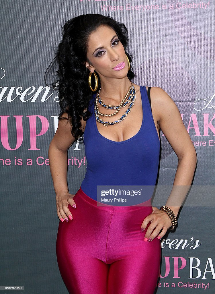 Lady J attends the launch party for VH1's 'Love & Hip Hop' Star Erica Mena new cosmetic line 'Lady J Cosmetics' at Heaven's Makeup Bar on March 6, 2013 in Burbank, California.