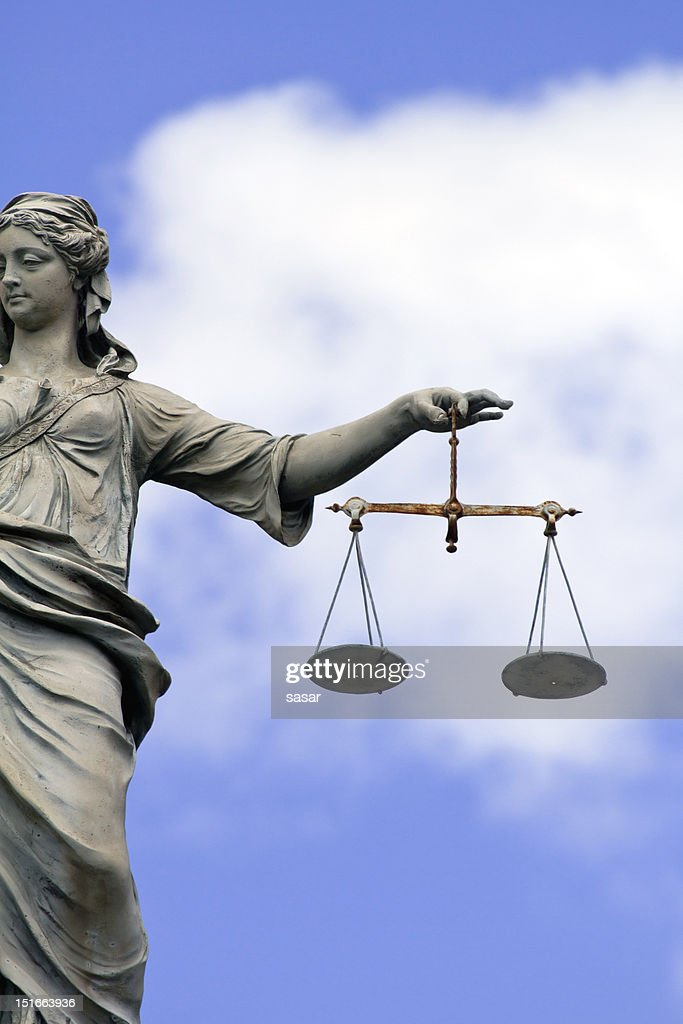 Lady Justice : Stock Photo
