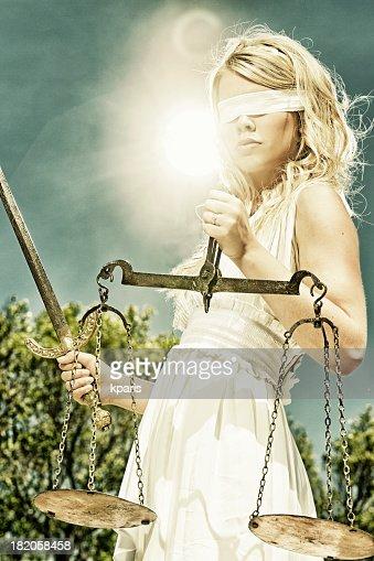 Lady Justice - Themis