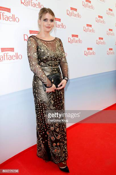 Lady Kitty Spencer attends the Raffaello Summer Day 2017 to celebrate the 27th anniversary of Raffaello on June 23 2017 in Berlin Germany