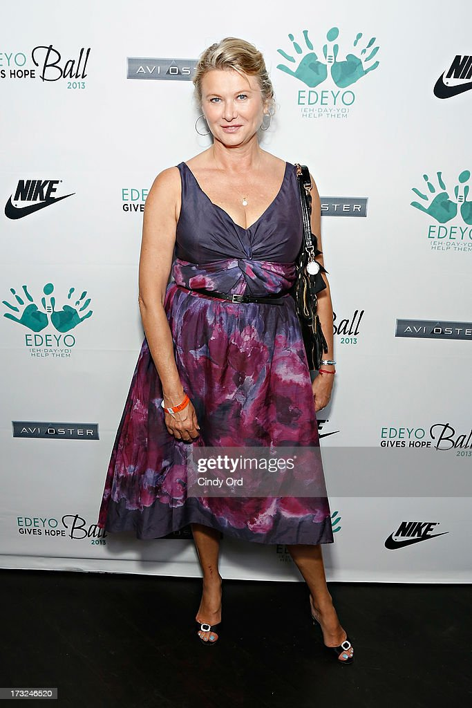 Lady Liliana Cavendish attends the 2013 Edeyo Gives Hope Ball at Highline Ballroom on July 10, 2013 in New York City.