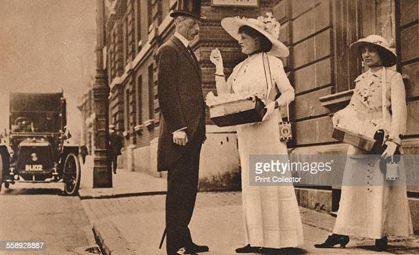 Lady Pilkington selling roses at the first anniversary of Alexandra Rose Day 25 June 1913 Alexandra Rose Day is a charity fundraising event first...