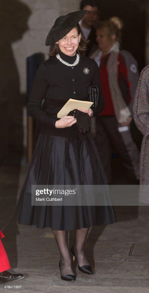 Lady Sarah Armstrong Jones
