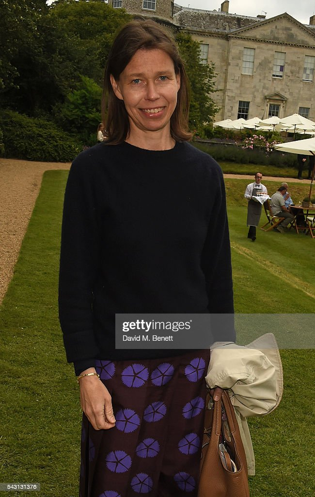 Lady Sarah Chatto attends The Cartier Style et Luxe at the Goodwood Festival of Speed at Goodwood on June 26, 2016 in Chichester, England.