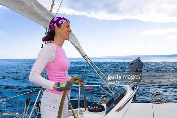 lady skipper