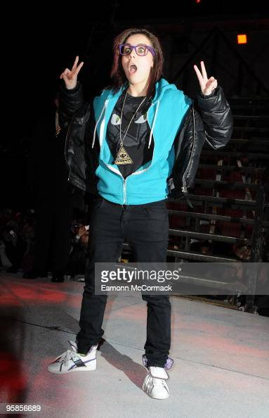 Lady Sovereign is the 3rd person evicted from the Celebrity Big Brother House at Elstree Studios on January 18 2010 in Borehamwood England