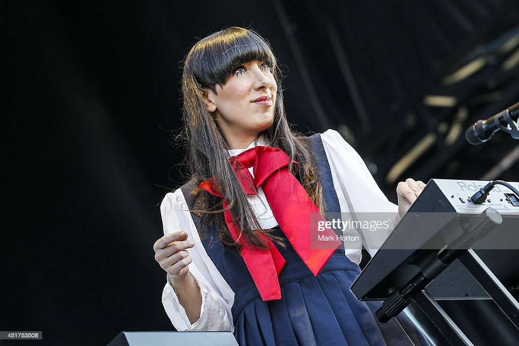 <a gi-track='captionPersonalityLinkClicked' href=/galleries/search?phrase=Lady+Starlight&family=editorial&specificpeople=5791142 ng-click='$event.stopPropagation()'>Lady Starlight</a> performs on Day 3 of the RBC Royal Bank Bluesfest on July 5, 2014 in Ottawa, Canada.