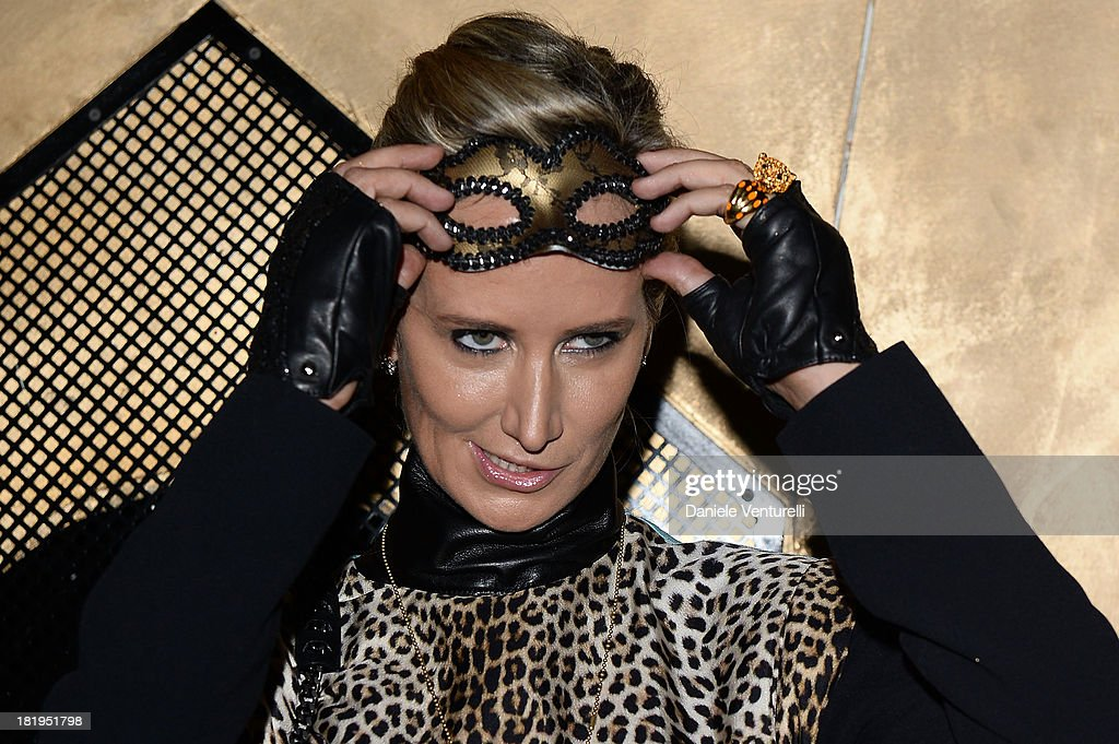 Lady Victoria Harvey attends IRFE After Party as part of the Paris Fashion Week Womenswear Spring/Summer 2014 on September 26, 2013 in Paris, France.