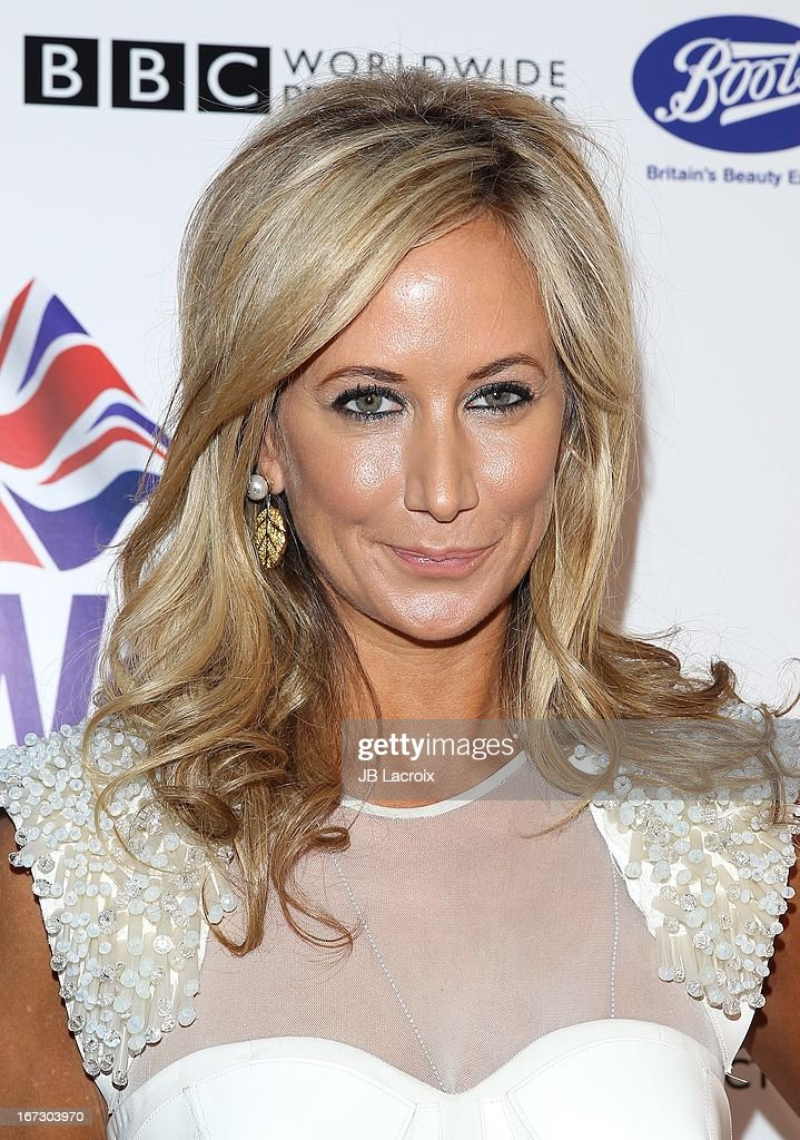 Lady Victoria Harvey attends the 7th Annual BritWeek Festival 'A Salute To Old Hollywood' launch party held at The British Residence on April 23, 2013 in Los Angeles, California.