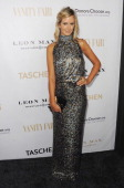 Lady Victoria Hervey arrives at the Vanity Fair Campaign Hollywood Leon Max And Annie Leibovitz Book Launch at Chateau Marmont on February 26 2014 in...