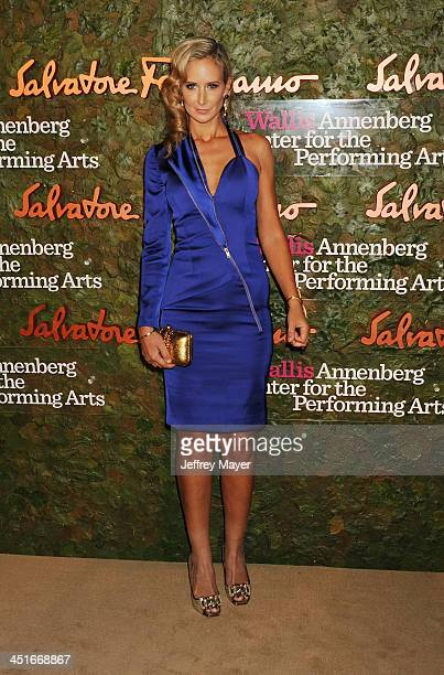 Lady Victoria Hervey arrives at the Wallis Annenberg Center For The Performing Arts Inaugural Gala at Wallis Annenberg Center for the Performing Arts...