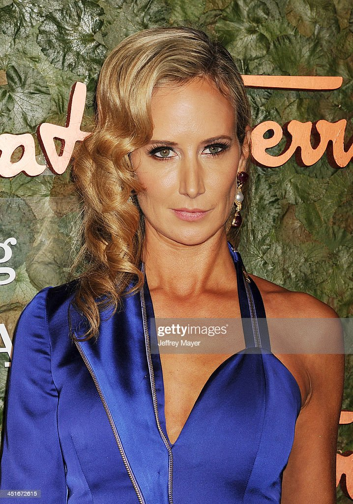 Lady Victoria Hervey arrives at the Wallis Annenberg Center For The Performing Arts Inaugural Gala at Wallis Annenberg Center for the Performing Arts on October 17, 2013 in Beverly Hills, California.