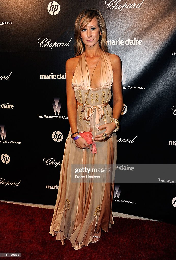 Lady <a gi-track='captionPersonalityLinkClicked' href=/galleries/search?phrase=Victoria+Hervey&family=editorial&specificpeople=208911 ng-click='$event.stopPropagation()'>Victoria Hervey</a> arrives at The Weinstein Company's 2012 Golden Globe Awards After Party held at The Beverly Hilton hotel on January 15, 2012 in Beverly Hills, California.