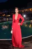 Lady Victoria Hervey attends Day 2 of the Ischia Global Film Music 2014 on July 13 2014 in Ischia Italy
