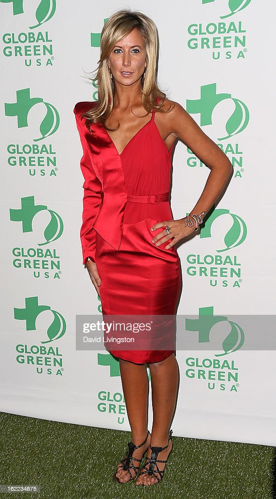 Lady <a gi-track='captionPersonalityLinkClicked' href=/galleries/search?phrase=Victoria+Hervey&family=editorial&specificpeople=208911 ng-click='$event.stopPropagation()'>Victoria Hervey</a> attends Global Green USA's 10th Annual Pre-Oscar Party at Avalon on February 20, 2013 in Hollywood, California.