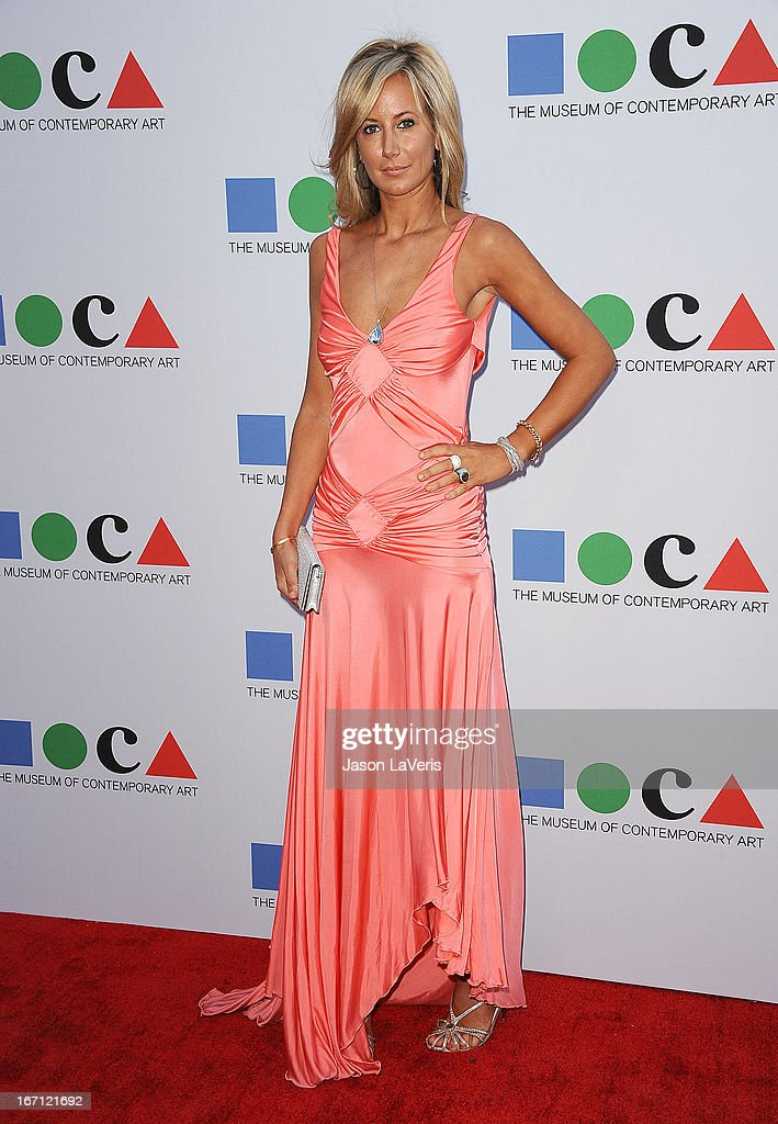 Lady Victoria Hervey attends the 2013 MOCA Gala at MOCA Grand Avenue on April 20, 2013 in Los Angeles, California.