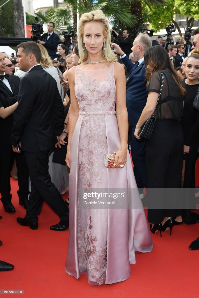 Lady Victoria Hervey attends the 70th Anniversary screening during the 70th annual Cannes Film Festival at Palais des Festivals on May 23, 2017 in Cannes, France.